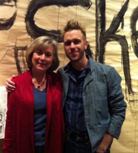 AP Studio Art Teacher, Carol Long