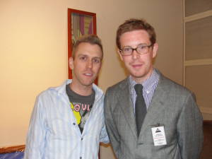 with Nicholas Cullinan