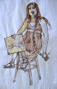 Elsewhere Portrait Project: Intern