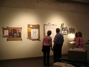 First Steps debut at Hickory Museum of Art