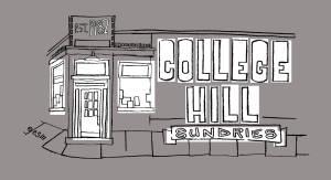 College Hill Color blocks