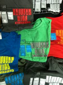 College Hill Shirts